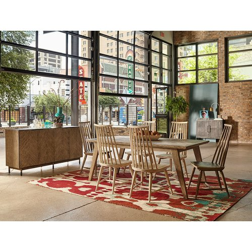 Delicieux Union Rustic Coleman 7 Piece Dining Set