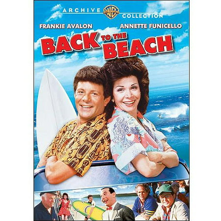 Back To The Beach (Widescreen)