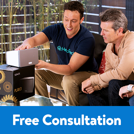 FREE Smart Home Consultation by HelloTech - Los Angeles Area