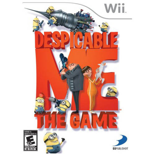 Despicable Me Wii (Wii) - Pre-Owned