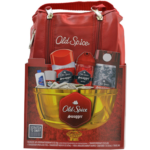 Old Spice Red Zone Swagger Set, 6 pc