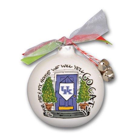 University of Kentucky My House Ornament ()