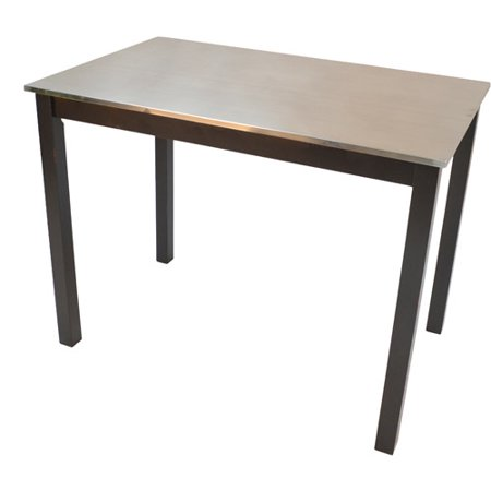 Cooper Stainless Steel Top Bar Table, Multiple Colors ()