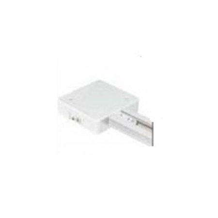 Jesco Lighting H1-CLE-T24-0600-WT 600W Circuit Current Limiting End Feed, 5A - White