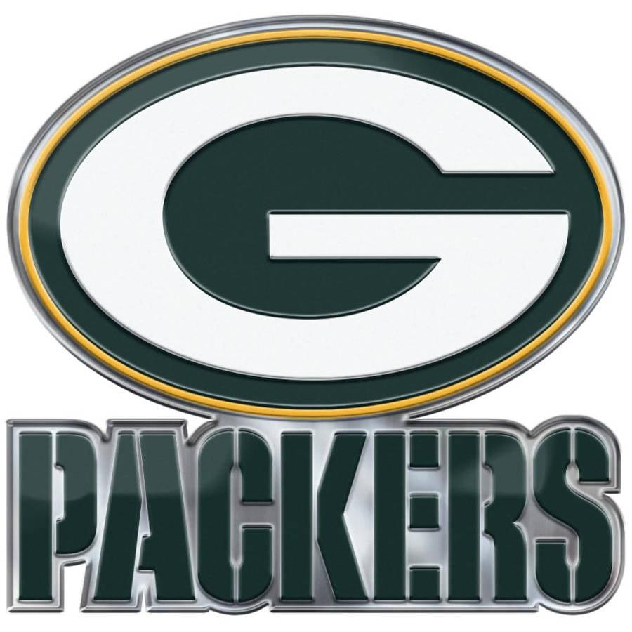 NFL Green Bay Packers Alternative Color Bling Emblem