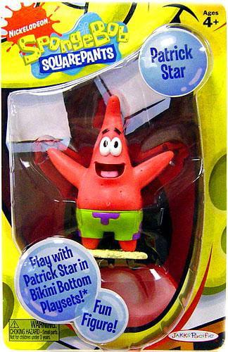 Spongebob Squarepants Patrick Star Mini Figure by