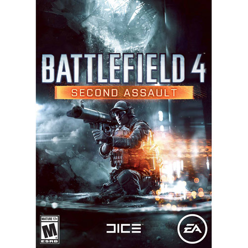 Electronic Arts Battlefield 4: Second Assault Expansion Pack (Digital Code)