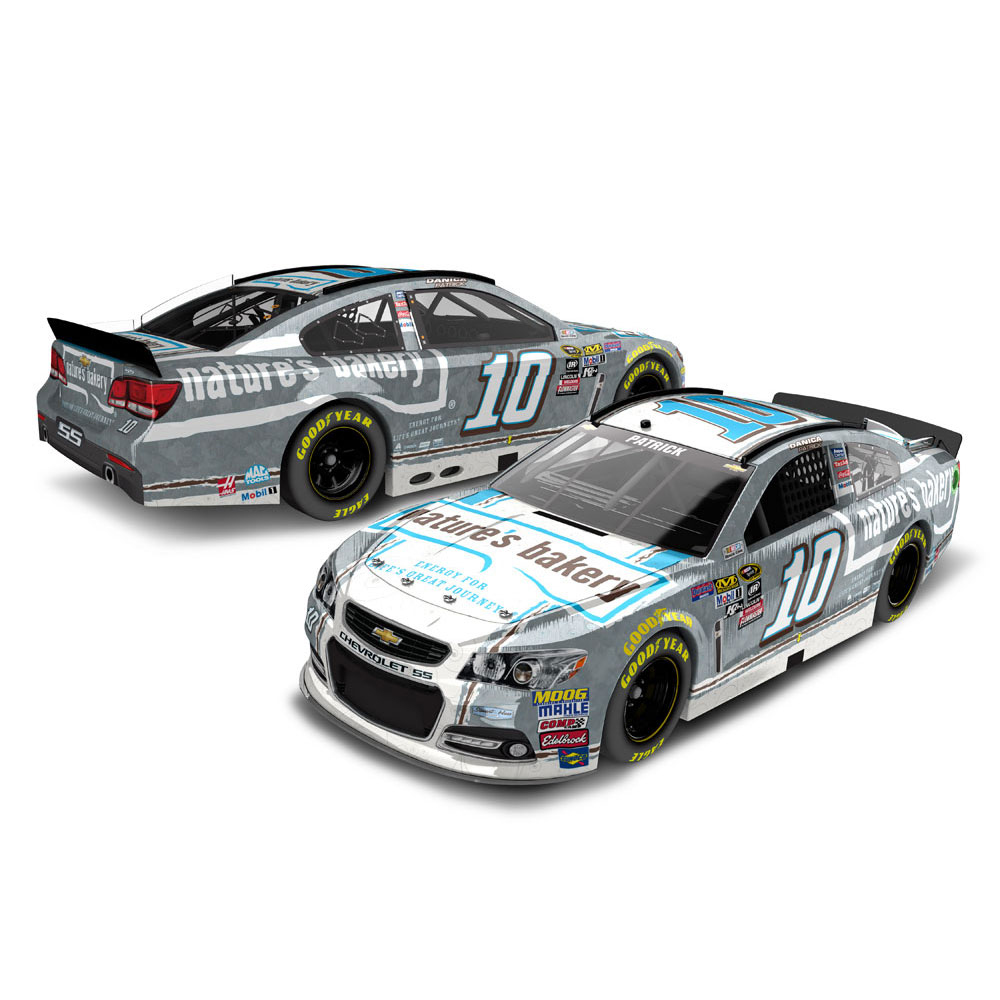 Action Racing Danica Patrick 2016 #10 Nature's Bakery 1:24 Nascar Sprint Cup Series Raw... by Lionel LLC