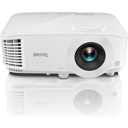 BenQ MW612 DLP Projector - 720p - HDTV - 16:10 - Ceiling, Front - 240 W - 4000 Hour Normal Mode - 10000 Hour Economy Mode - 1280 x 800 - WXGA - 20,000:1 - 4000 lm - HDMI - USB - Wireless LAN - 320 W
