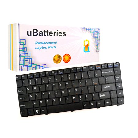 - UBatteries Laptop Keyboard Sony VAIO VGN-NR VGN-NS - Black