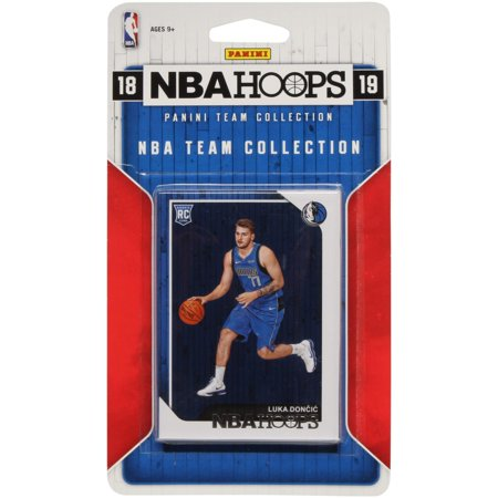 sale retailer 1fc46 f919f Dallas Mavericks 2018-19 Team Card Set - No Size