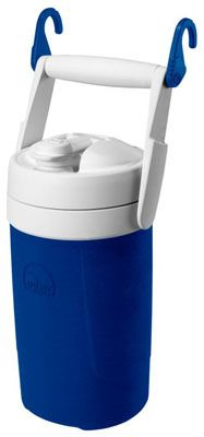 Igloo 41148 Sport Jug With Hanging Links, Blue & White, 1 2-Gal. by IGLOO CORPORATION