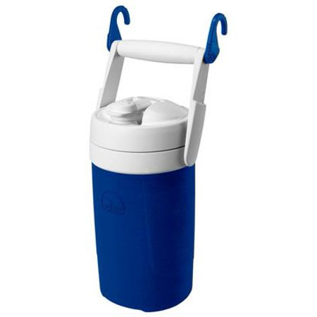 - Igloo 41148 Sport Jug With Hanging Links, Blue & White, 1/2-Gal.