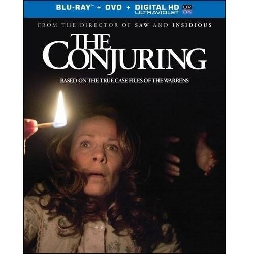 The Conjuring (Blu-ray   DVD   Digital HD) (With INSTAWATCH) (Widescreen)
