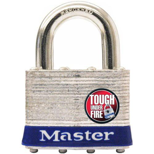 """Master Lock 2"""" Laminated Pin Tumbler Lock"""