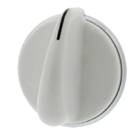 WE01X20378 AP2U REPLACEMENT FOR GE CLOTHES WASHER/DRYER - TIMER KNOB (White) WH01X10460