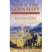 When The Gods Slept - eBook