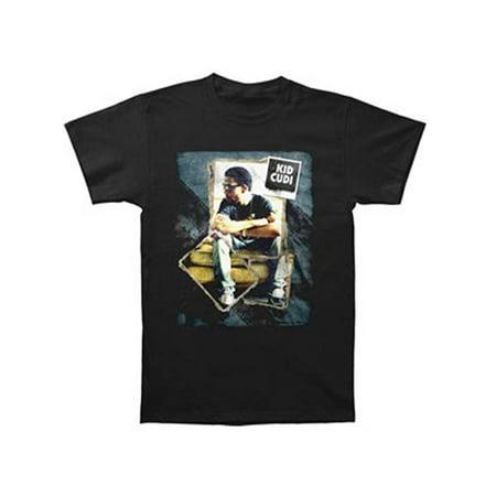 Stripper T Shirts (Kid Cudi Men's  Film Strip T-shirt)