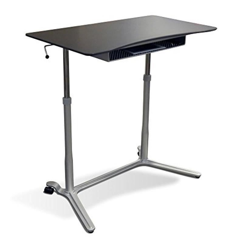 Unique FurnitureSit Stand Height Adjustable Standing Desk