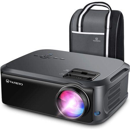 VANKYO Performance V620 Native 1080P Projector, with 200u0022 Display 50,000 Hours LED