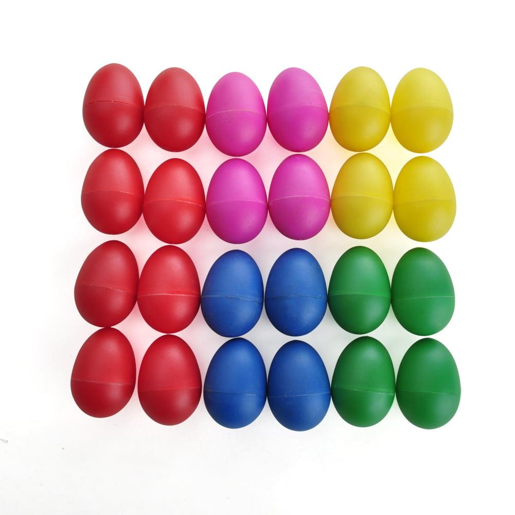 Aspire 24 Pcs Eggs Shakers - Mixed Colors