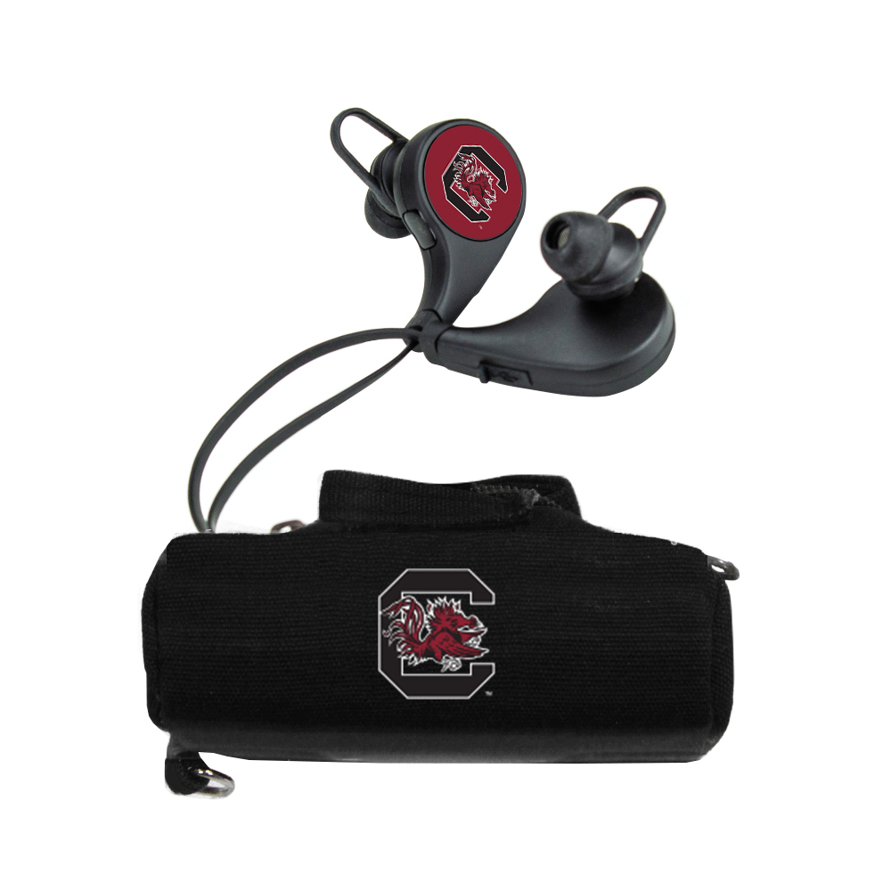 South Carolina Gamecocks HX-300 Bluetooth Earbuds
