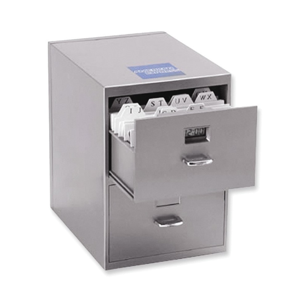 mini file cabinet mini file cabinet with clock business card holder 23343