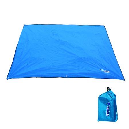 BLUEFILED Waterproof Beach Mat Outdoor Blanket Portable Picnic Mat Multifunctional Camping Baby Climb Ground Mat Mattress](Beach Mat)