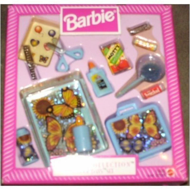 Mattel Barbie Special Collection School Days Set