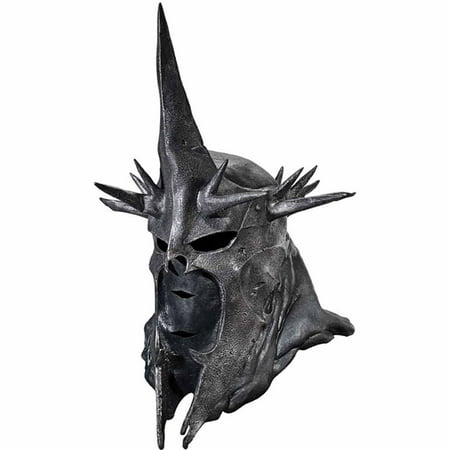 Witch King Mask Lord of the Rings Adult Halloween Costume Accessory - Halloween Witch Masks To Print