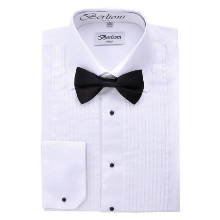 Mens Tuxedo Dress Shirt