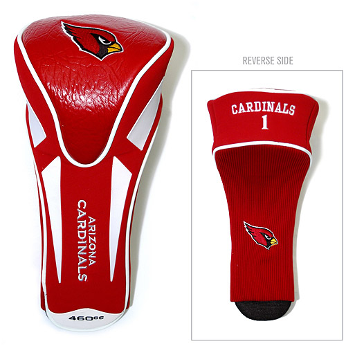 Team Golf NFL Arizona Cardinals Single Apex Driver Head Cover