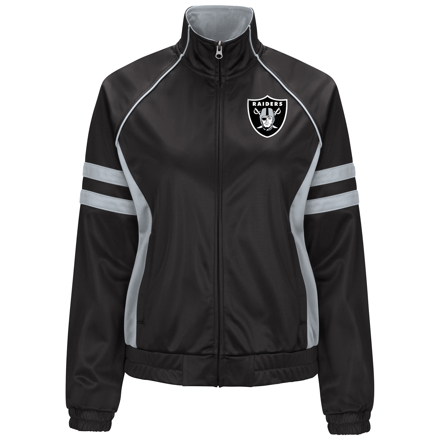 6d400511 Oakland Football Raiders Women's Legend Track Jacket
