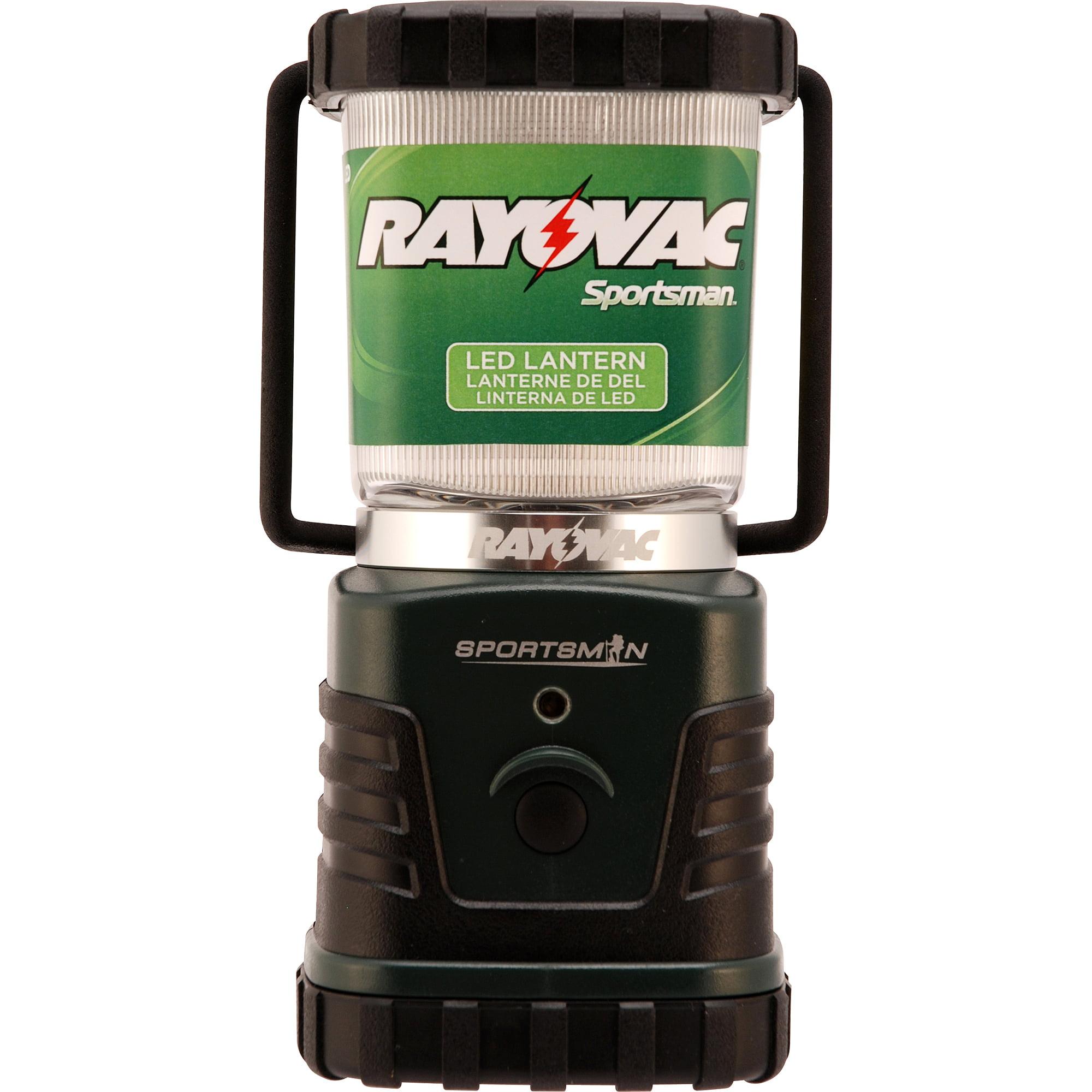 Rayovac Sportsman Xtreme LED Area Lantern, 100-240 Lumens