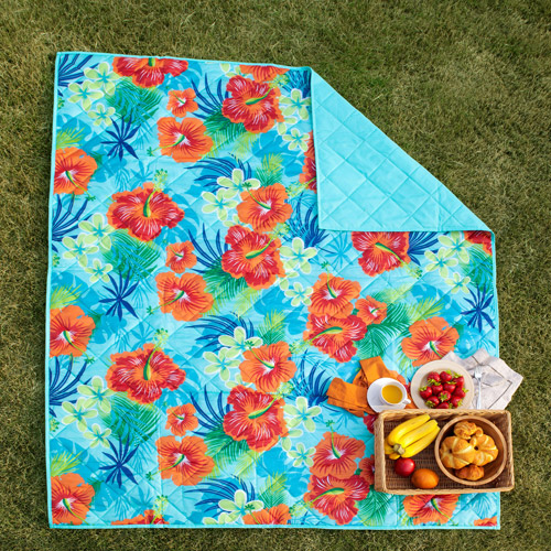 Mainstays Lawn or Beach Blanket, 1 Each