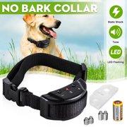 Anti Bark No Barking Remote Electric Shock Vibration Dog Pet Training Collar