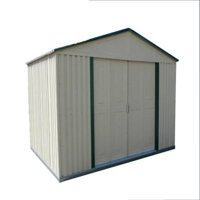 Duramax 20224 Teton Resin Shed with Foundation, 10 by 6-Inch