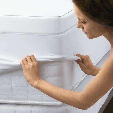 Sleep Innovations SureTemp Sculpted Memory Foam 3