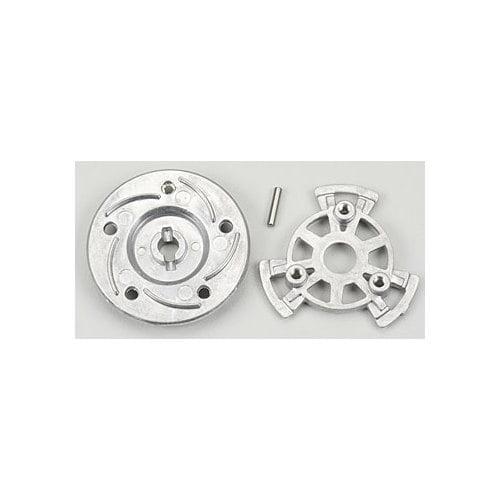 5351 Slipper Pressure Plate+Hub Alloy Revo Multi-Colored