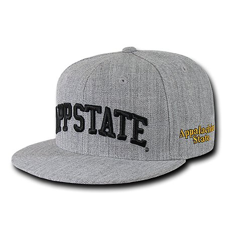 - Appalachian State Mountaineers Game Day Fitted Hat (Gray)