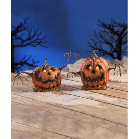 Bethany Lowe Halloween  Mini Into the Woods Set 2 TD6043 - Lowe's Home Improvement Halloween