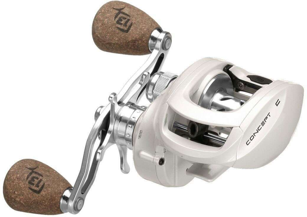 Click here to buy 13 Fishing C6.6-RH Concept C Reel by 13 Fishing.