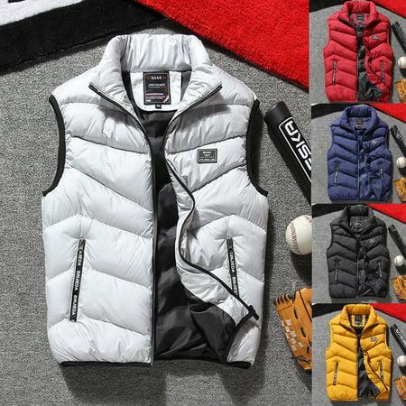 - Mens Softshell/Nylon Golo Vest Heated Coldweather Jacket (L-XXXL)