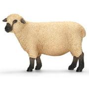 Schleich Shropshire Sheep Figurine