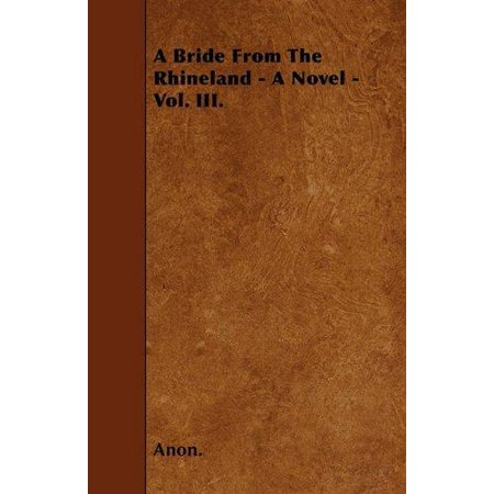 A Bride from the Rhineland - A Novel - Vol. III. - image 1 de 1