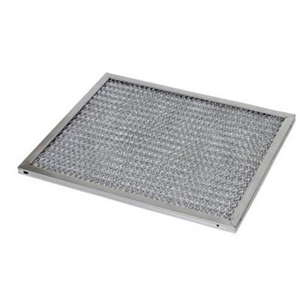 Range Hood Vent Grease Filter 8 x 9.5 x 1/8 Aluminum