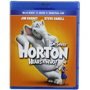 Dr. Seuss Horton Hears a Who! (Blu-ray) by