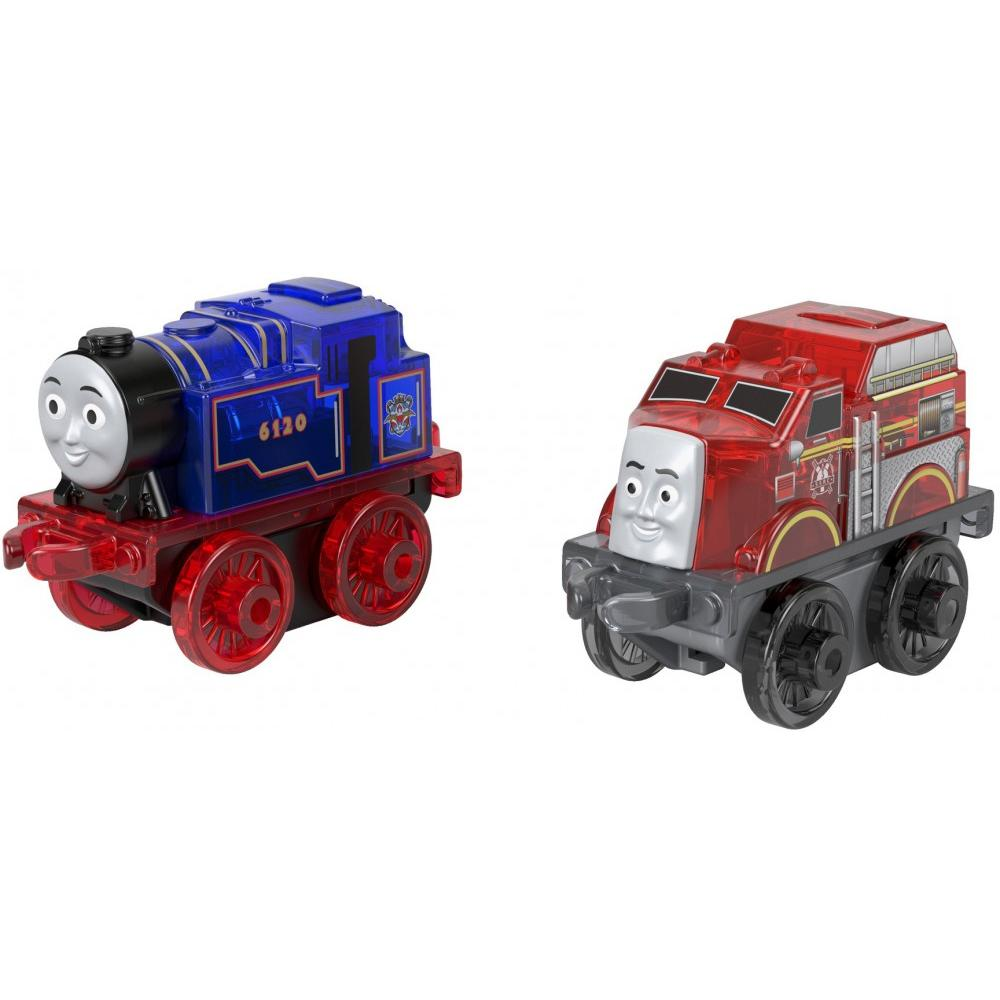 Thomas & Friends MINIS Light-ups 2-Pack Belle and Flynn by Fisher-Price