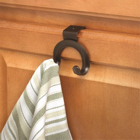 28 Hook Key Cabinet - Over The Cabinet Double Hook