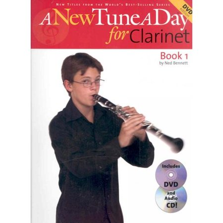 A New Tune a Day for Clarinet: Book 1